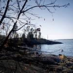 Ulkoilija huomasi meressä kelluvan naisen ruumiin sunnuntaiaamuna 12.10.2014 lähellä Laajasalon vanhaa öljysatamaa.