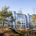 Surmattu nainen oli asunut kauan kerrostalossa Svanströminkujalla. Hän oli pidetty naapuri.