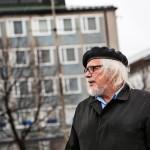 Kauko Niskasen taide teki Heikki Turuseen syvän vaikutuksen jo lähes viisikymmentä vuotta sitten. Pystyttäkää pojallenne patsas, Turunen ehdottaa liperiläisille.