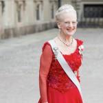 Carl Philipin kummitäti, Tanskan rakastettu hallitsija Margareeta täytti keväällä 75 vuotta.