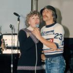 Marjatta Leppänen ja Erkki Liikanen vuonna 1976.