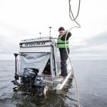 Kokenut vesillä kulkija Reino Savukoski keskittyy tänä kesänä Perämerellä kadonneen Oulu 2 -hinaajan etsintään.