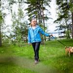 Mervi Koskinen nauttii ensimmäisestä kivuttomasta kesästä pitkään aikaan.