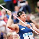Vuonna 2005 Pitkämäki heitti ennätyksensä 91,53.
