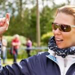 Mikaela Ingberg saapui Pihtiputaalle etsimään keihäänheittäjiä nuorten olympiafestivaaleille.