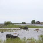 Hanhikivenniemellä on vielä viisi kesämökkiä, joiden omistajat eivät ole luovuttaneet avaimiaan Fennovoimalle.
