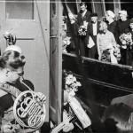 Miehistön siunaustilaisuudessa heinäkuussa 1946 muutamat lähiomaisista protestoivat, koska he uskoivat miehistön olevan elossa.