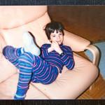 Riku oli yksinäinen lapsi, jonka elämän iloisin asia oli musiikki.