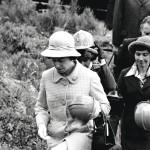 Metsä tuli tutuksi Elisabetille, kun hän vieraili Suomessa ensimmäistä kertaa toukokuussa 1976. Silloin hänet vietiin korkokengissä metsäretkelle Keski-Suomeen.