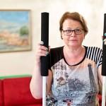 Fysioterapeuttina pitkän uran tehnyt Jäkälä tietää, miten selkävaivoja kuntoutetaan. Työkykyä ei vain enää ole jäljellä.