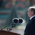 Kröhöm... Guud aftönuun leidiis and tsentlemen! Vladimir Putin ei käytä mielellään englantia, ei edes epämuodollisissa tilanteissa.