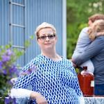 """""""Sairaudesta seurasi jotain hyvääkin. Pystyn nykyään olemaan paremmin läsnä lasteni elämässä"""", Elina Lehtilä sanoo."""