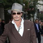 Johnny Depp Toronton elokuvafestivaaleilla syyskuussa 2015.