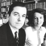 Georg ja Mary (o.s. Beckman) olivat paljolti koti-ihmisiä, joita seurapiirielämä ei innostanut.