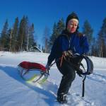 Suomen Lappiin asettunut Dominick Arduin oli oman kertomansa mukaan lähtöisin Ranskan Alpeilta.