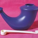 Nenän huuhtelu ensioireiden ilmaannuttua saattaa jopa ehkäistä flunssaa.