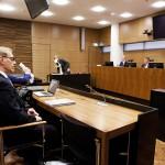 Mallipomona esiintyneen miehen ihmiskauppa- ja seksuaali rikossarja käsittely alkoi Helsingin hovioikeudessa tammikuun lopussa vuonna 2013.