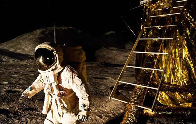 Onko Kuussa Käyty