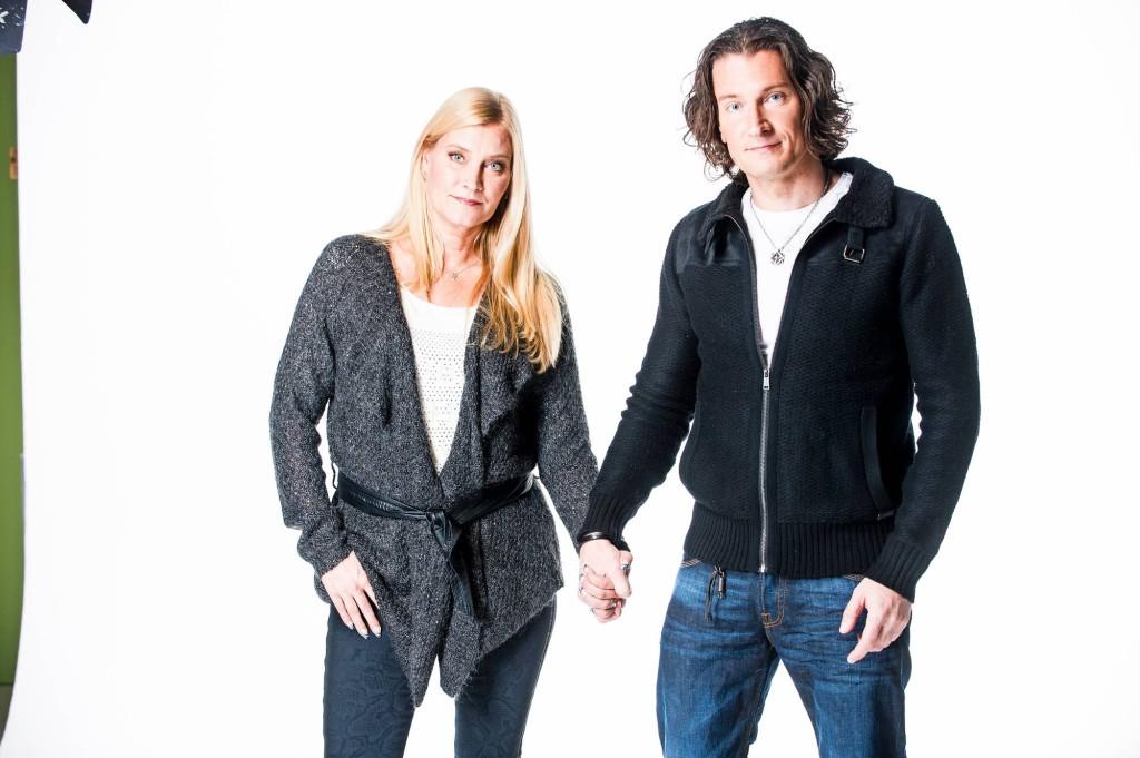 Annika ja Tomi Metsäketo