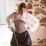 Mika Kaurismäki on ohjannut uutuuselokuvan Tyttökuningas, jossa Kristiinaa näyttelee ruotsalainen Malin Buske.