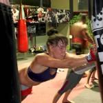 Kati Häkkinen alkoi harrastaa thainyrkkeilyä nähtyään itsestään valokuvan, jossa hän painoi 85 kiloa.