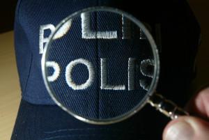 Poliisi valvoo joka paikassa ja kaikkialla.