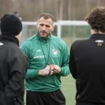 """Englannissa Kuqi pääsi muun muassa nykyisen Liverpool-luotsin Brendan Rodgersin valmennukseen. """"Hän on ylivoimaisesti paras näkemäni harjoitusten järjestäjä."""""""
