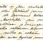 Sana aavetykki vakiintui viipurilaisten käyttöön vuoden 1940 alkuun mennessä, koska outojen räjähdyssarjojen alkuperästä ei vielä ollut täysin varmaa tietoa.