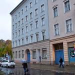 Nuori säveltäjä asui vuonna 1890 osoitteessa Kurfürstenstrasse 40.