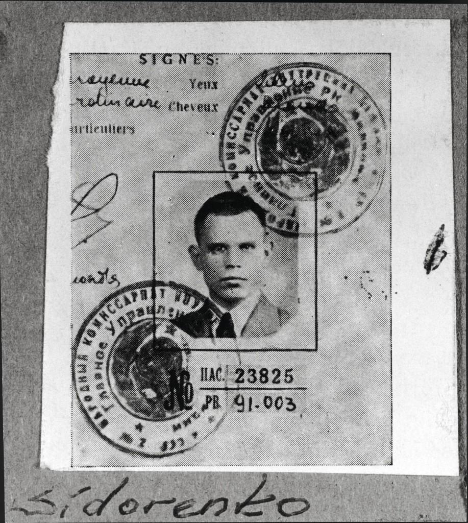 Vasili Sidorenko jäi Tukholman pommituksen salaperäiseksi taustahahmoksi.