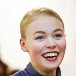 Vain 15-vuotias Anni Järvenpää voitti joulukuussa naisten taitoluistelun SM-kilpailut.