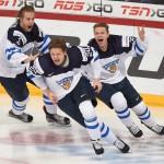 Kasperi Kapanen palkitsi leijonafanit mestaruusmaalilla. Kaikki Suomen ottelut myytiin jo etukäteen loppuun.