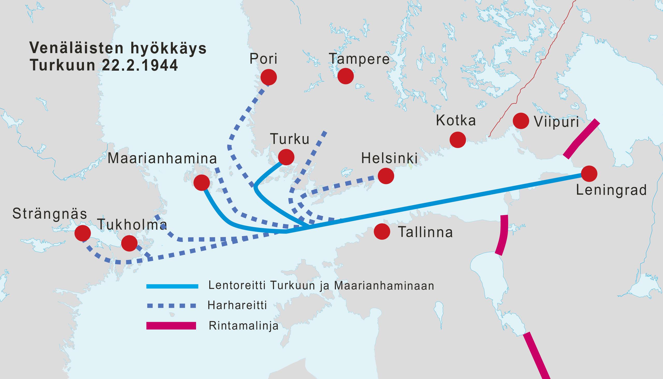 Tukholman Mystinen Pommitus 1944 Katso Kartta