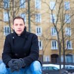 """""""Kiinnostava yhteiskunnallinen elokuva lähtee liikkelle jostain vääryydestä"""", ohjaaja Aleksi Salmenperä sanoo."""
