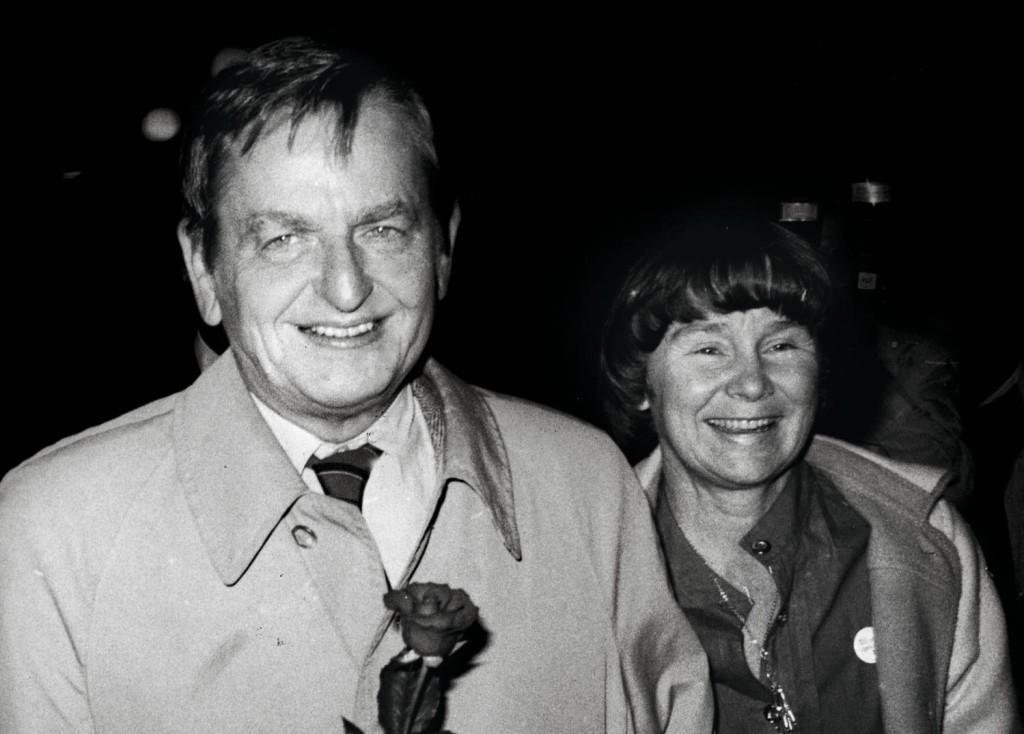 Olof Palmen Murha