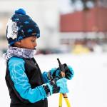 Suheyb hiihti elämänsä ensimmäisen kerran 5. marraskuuta.