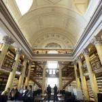 Peruskorjatun Kansalliskirjaston hiljattain valmistunut remontti maksoi 19 miljoonaa euroa.