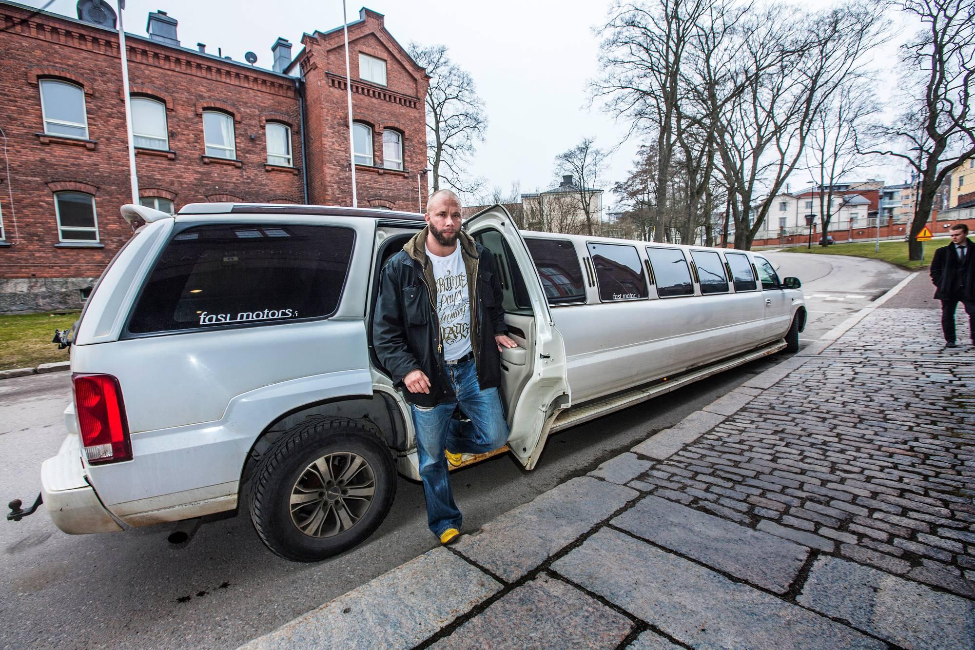 Marko Lönnqvist Vaimo Mariel