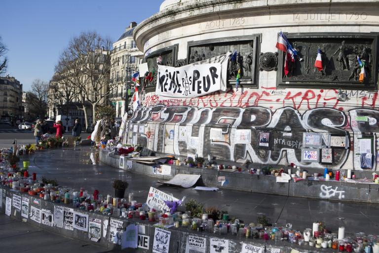 Pariisi terrorismi