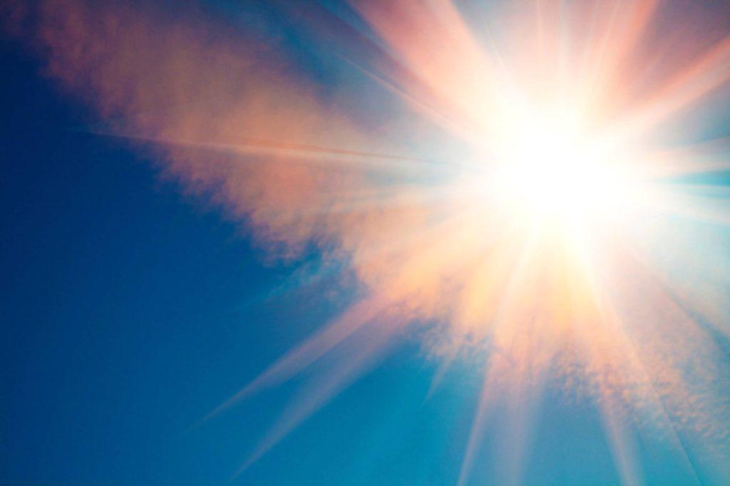 UV-säteily on vaarallista