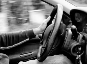 ajokyky autolla ajaminen