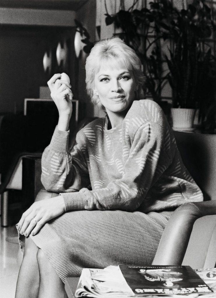 Hannele Lauri Nuorena