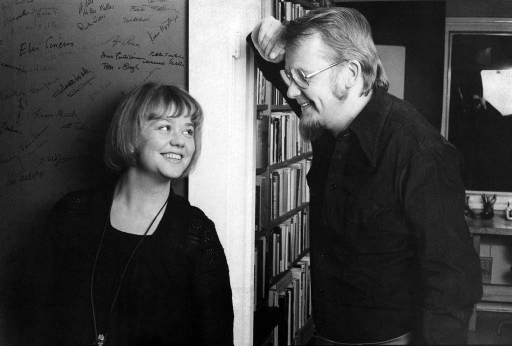 Ritva ja Kalle Holmberg