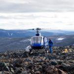 Moni haluaa lentää lähelle Haltia. Helikopteriyhtiö Helifliten omistajalle Pekka Tuonoselle Halti ja Kilpisjärven erämaa-alueet ovat tuttuja paikkoja.