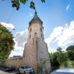 Luostarinkadulla sijaitseva Raatitorni 1500-luvulta on ainoa keskiaikaiseen kaupunginmuuriin kuuluvista torneista, joka on vielä jäljellä.