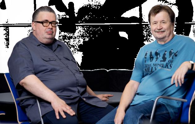 Radio Suomen Jake Nyman ja Pekka Laine ovat kutsumustyöläisiä - Seura.fi
