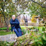 """Joroisilla asuva Osmo Palonen kokee olevansa myös onnekas: """"Syöpä on aiheuttanut elämään rajoituksia, mutta kipuja on ollut suhteellisen vähän."""""""