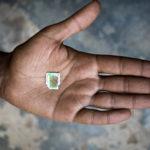 Keniassa monet kauppiaat suosivat mobiilirahaa käteisen sijaan, koska se on turvallisempaa.