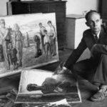 Teatterinjohtaja, ohjaaja, taidemaalari ja runoilija Mauno Manninen oli Anni Swanin kolmas poika.