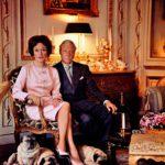 Windsorin herttuatar ja herttua kuvattuna Pariisin kodissaan 1960-luvulla.